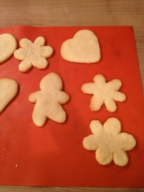 Puffy/deformed/still tasty sugar cookies